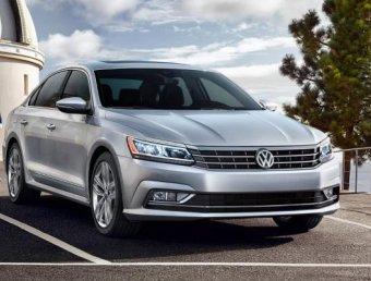 รีวิวย่อๆ VW Passat 2018