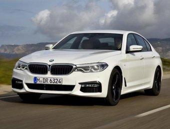 รีวิว BMW 530i M Sport 2017 หล่อเร้าใจสไตล์สปอร์ต