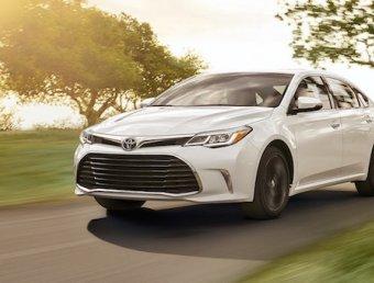 รีวิว Toyota Avalon 2018 ดีไซน์เฉียบหรูพร้อมลุย