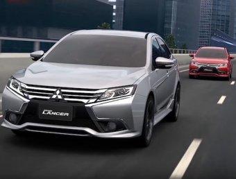 รีวิว Mitsubishi Grand Lancer 2017