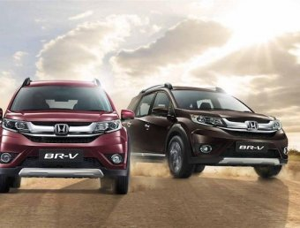 รีวิว All-New Honda BR-V 2018