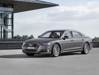 รีวิว  The new Audi A8 L 55 TFSI quattro Prestige 2018