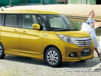 รีวิว Suzuki Solio  มินิคาร์-รถกล่องคล่องตัว ถูกใจคนไทยยิ่งนัก