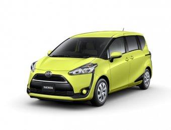รีวิว Toyota Sienta 2018