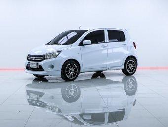 2014 Suzuki Celerio 1.0 GLX hatchback ออกรถ0บาท