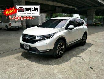 Honda CR-V 1.6DT-EL AWD A/T 2018