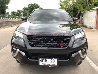 2018 Toyota Fortuner V suv