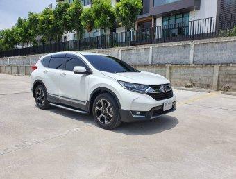 ขาย HONDA CR-V 2.4EL 4WD AT ปี  2018