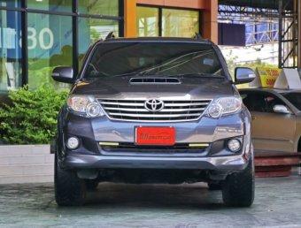2014 Toyota Fortuner 2.7 V 4WD