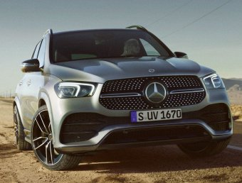 รีวิว Mercedes-Benz GLE 300d 2020