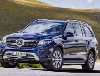 รีวิว Mercedes-Benz GLS 350 d 2020