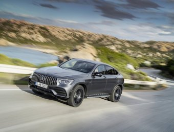 รีวิว Mercedes-AMG GLC Coupe 2020