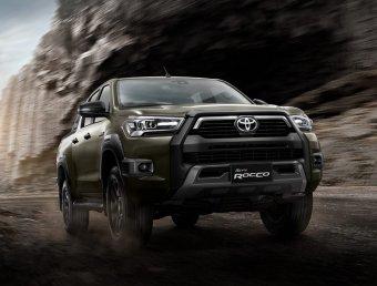 รีวิว New Toyota Hilux Revo 2020