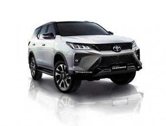 รีวิว Toyota Fortuner 2020