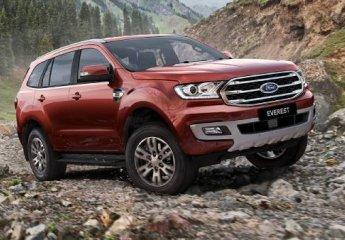 รีวิว Ford Everest 2019