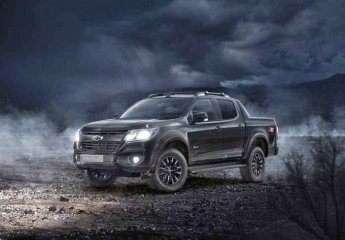 รีวิว Chevrolet Colorado Midnight Edition