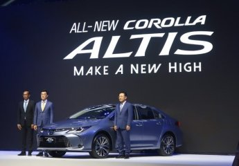 รีวิว All New Toyota Corolla Altis 2019