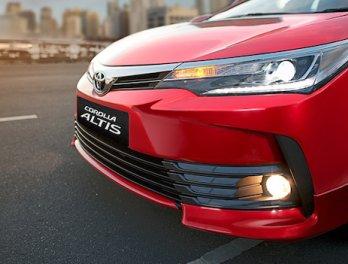 ส่องข้อดีใน Toyota Corolla Altis 2018