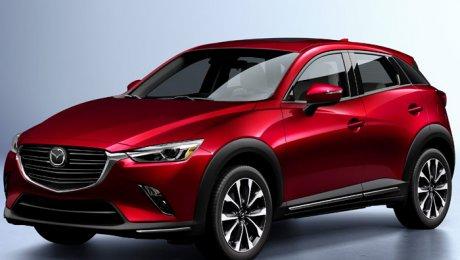 รีวิว Mazda CX3 1.5 XDL 2018