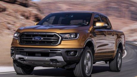 รีวิวกระบะพันธุ์แกร่ง Ford Ranger Wildtrak 2018