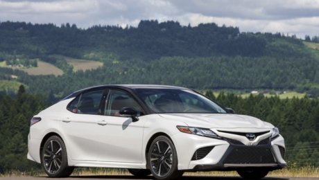 รีวิว All new Toyota Camry 2019
