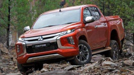 รีวิว Mitsubishi Triton 2019 รุ่นปรับโฉมใหม่