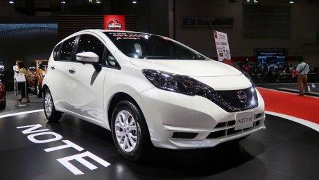 รีวิว Nissan note 2019