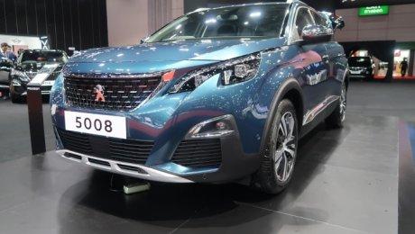 รีวิว Peugeot 5008 2019