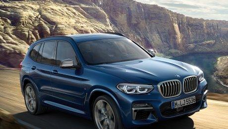 รีวิว BMW X3 2019