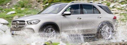 อย่างหล่อ ... All NEW Mercedes-Benz GLE จะเปิดตัวอย่างเป็นทางการ !!