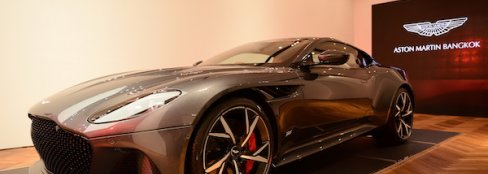 """Aston Martin DBS Superleggera ตัวแรงสุดระดับ 700 ม้า ที่ """"เบากว่า"""" กับราคาเหยียบ 30 ล้าน"""