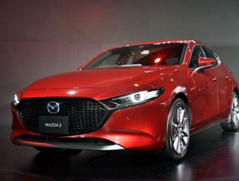 เปิดตัว All New Mazda 3 2019 มาพร้อม 2 ตัวถัง และราคาเริ่มต้นสุดว้าว 9.69 แสนบาท