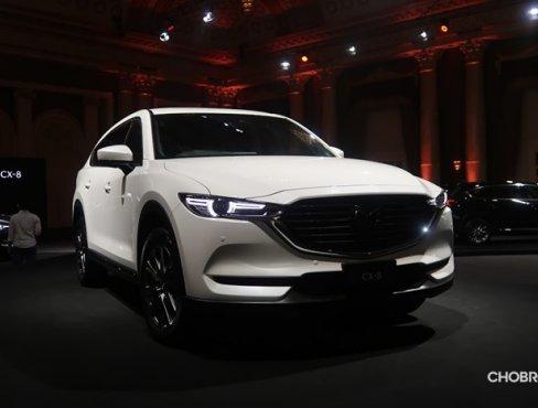 กระชากผ้าคลุม เผยโฉม All-New Mazda CX-8 อย่างเป็นทางการ กับราคาเริ่มต้น 1.59 ล้าน