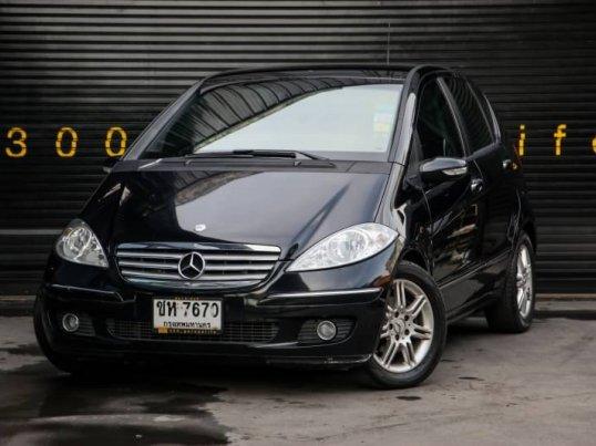 2008 Mercedes-Benz A200 Elegance hatchback