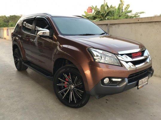 2014 Isuzu MU-X wagon