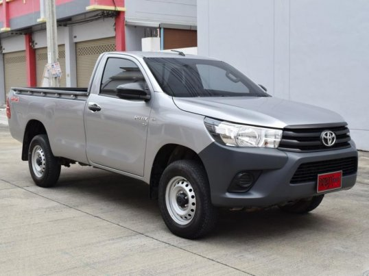 Toyota Hilux Revo 2.8 SINGLE (2016) J 4x4 Pickup MT