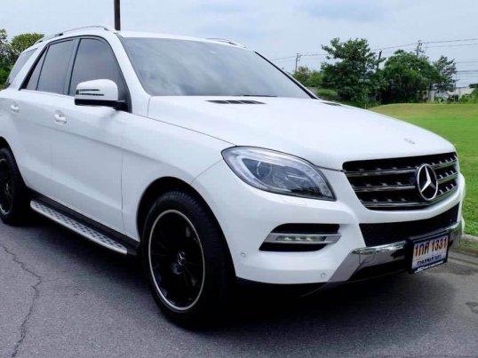 Benz ML250 Bluetec Executive
