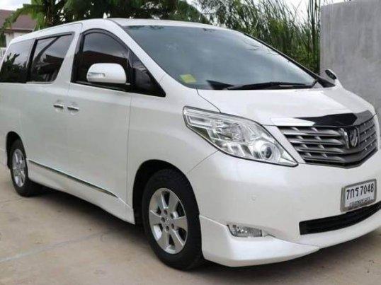 Toyota Alphard 2.4V ปี 2011