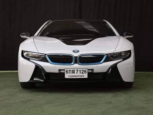 BMW I8 ปี 15 Fulloption