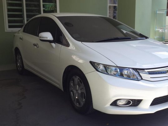 2013 Honda CIVIC Hybrid evhybrid