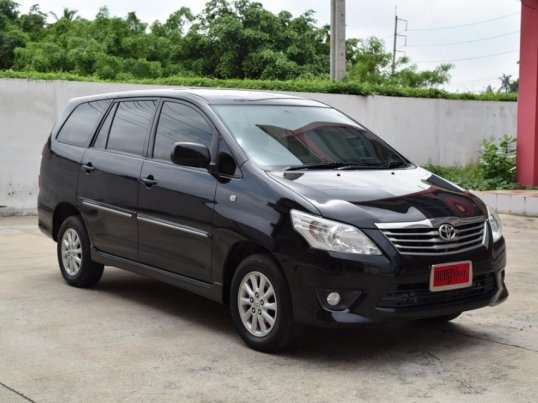 Toyota Innova 2.0 (ปี 2015) G Option Wagon AT
