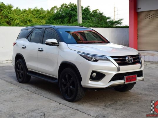 Toyota Fortuner 2.8 (ปี 2017)