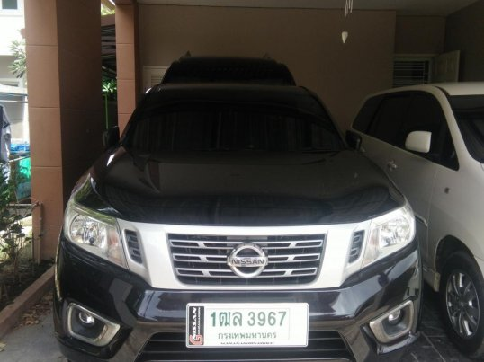 2015 Nissan NP300 pickup