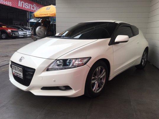 2013 Honda CR-Z JP coupe AT