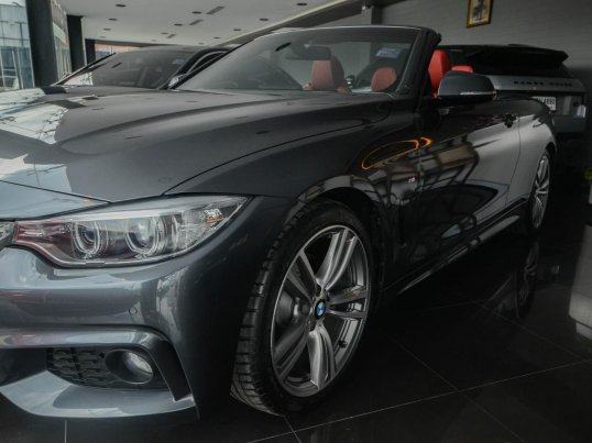 BMW 420D M Sport 2.0T 2014