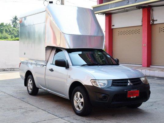 Mitsubishi Triton 2.4 SINGLE (ปี 2014)
