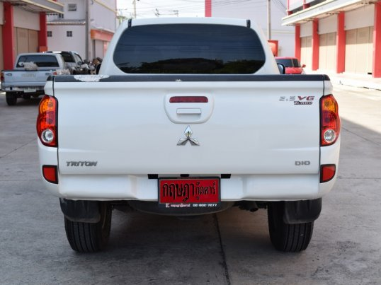 Mitsubishi Triton 2.5 MEGACAB (ปี 2014) PLUS GLS VG Turbo Pickup MT ราคา 469,000 บาท-2