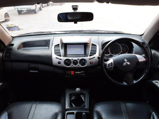 Mitsubishi Triton 2.5 MEGACAB (ปี 2014) PLUS GLS VG Turbo Pickup MT ราคา 469,000 บาท-4