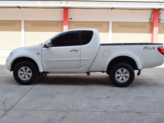 Mitsubishi Triton 2.5 MEGACAB (ปี 2014) PLUS GLS VG Turbo Pickup MT ราคา 469,000 บาท-3