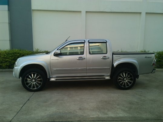 2010 ISUZU D-MAX 2.5 CAB-4 (ปี 07-11) HI-LANDER SUPER PLATINUM PICKUP MT